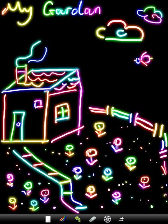Joy Doodle: Movie Color & Draw-ipad-0