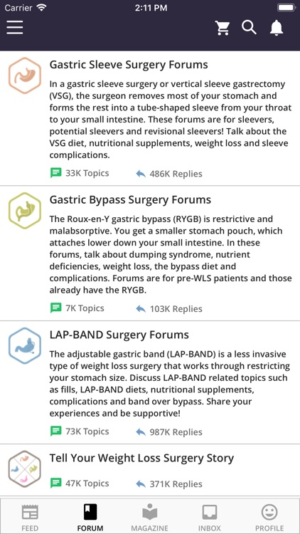 BariatricPal screenshot-4