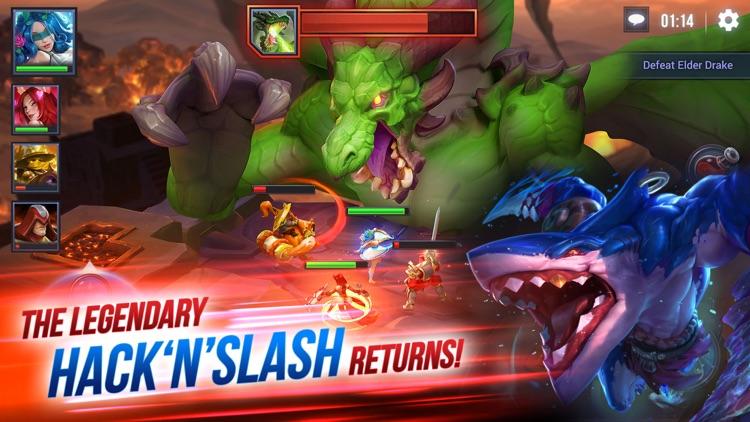 Dungeon Hunter Champions screenshot-0