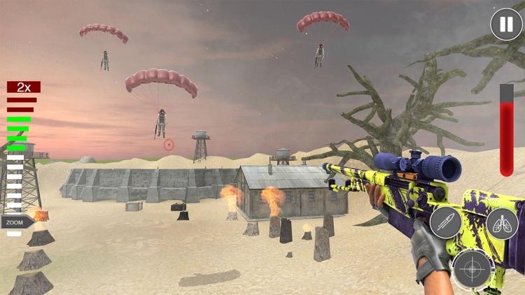 Frontier Sniper Shooter 2020 screenshot-3