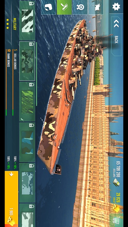 Battle of Warships: Naval Wars screenshot-4