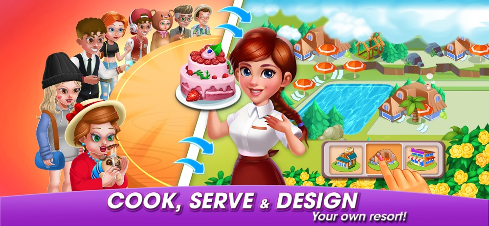 Cooking World: Delicious Dream Cheat Codes