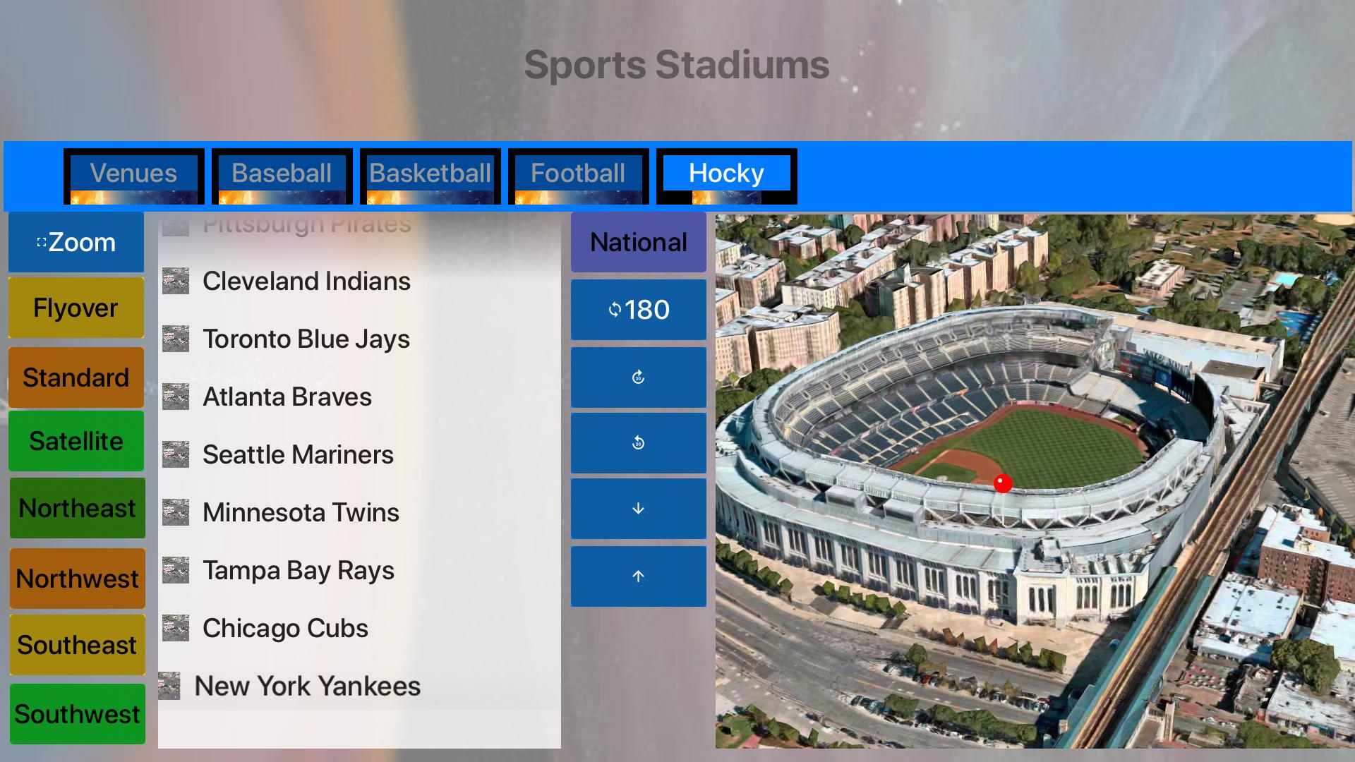 Sport Stadiums Pro - 3D Cities screenshot 27