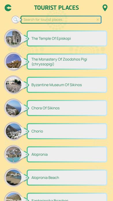 Visit Sikinos Island screenshot 3