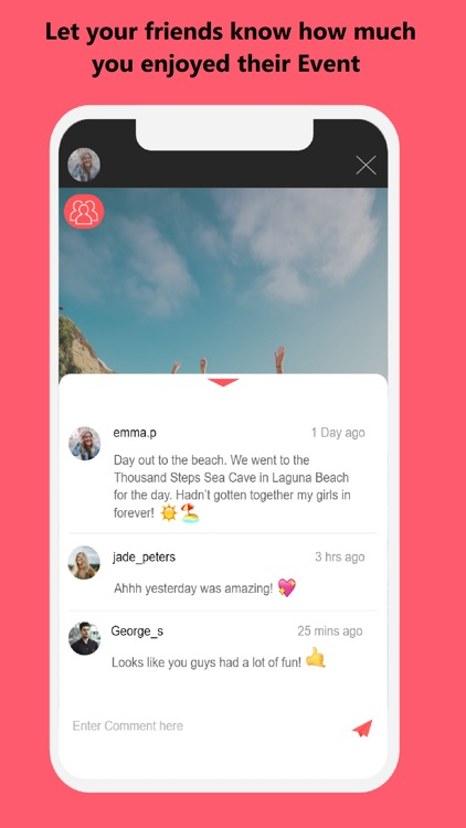 Vizzou – Capture your Events screenshot-6
