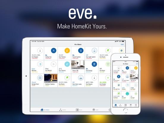 Eve pour HomeKit iPad
