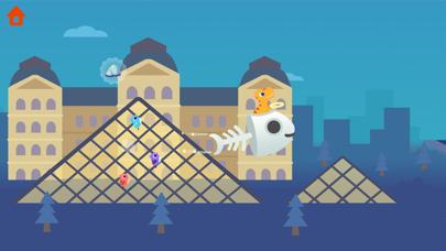 恐竜エアープレイン – 子供向けゲームのおすすめ画像1