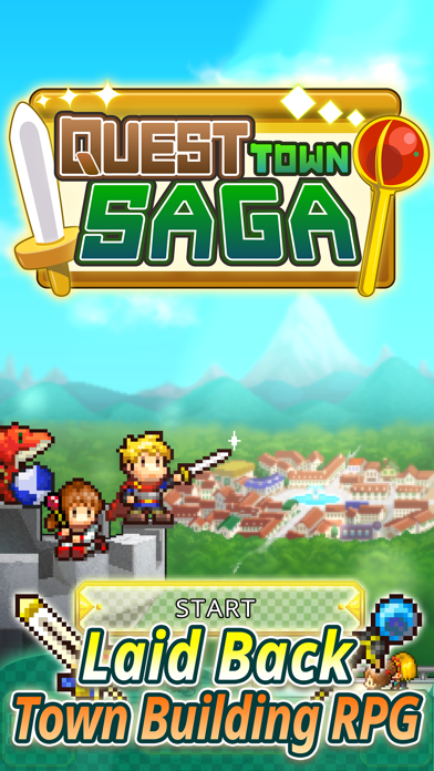 Quest Town Saga screenshot 5