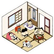 捡到相扑选手-食堂模拟经营与相扑收集游戏