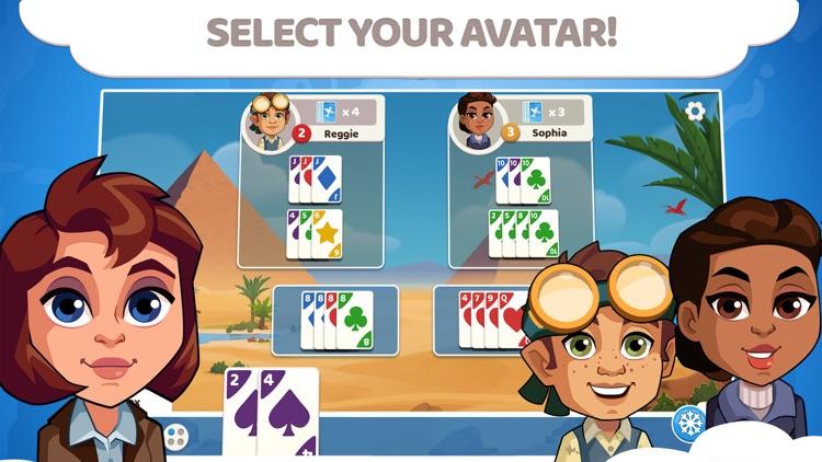 Passport Rummy - Card Game screenshot-3