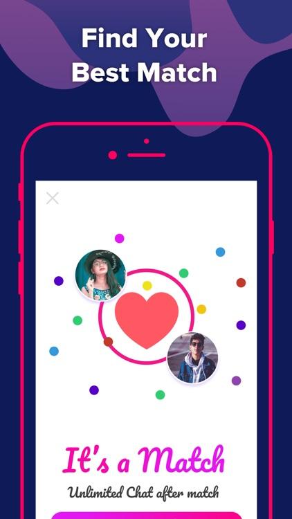 Meet Vit - online Dating App screenshot-3