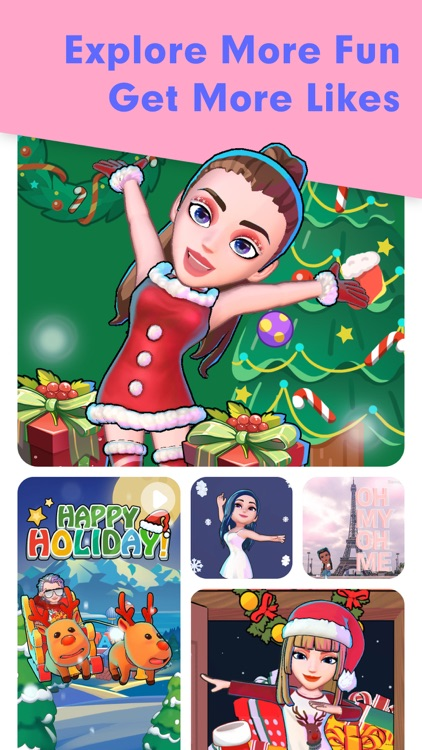 3D Avatar Creator | Bemoji screenshot-5