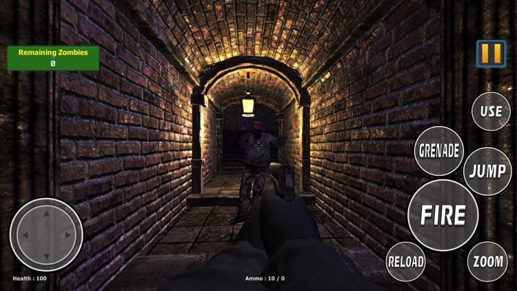 Resident Zombie screenshot-3