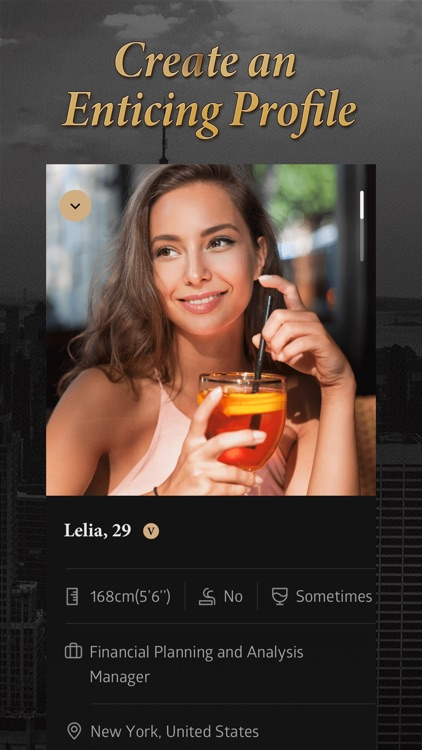 Luxy- Selective Dating
