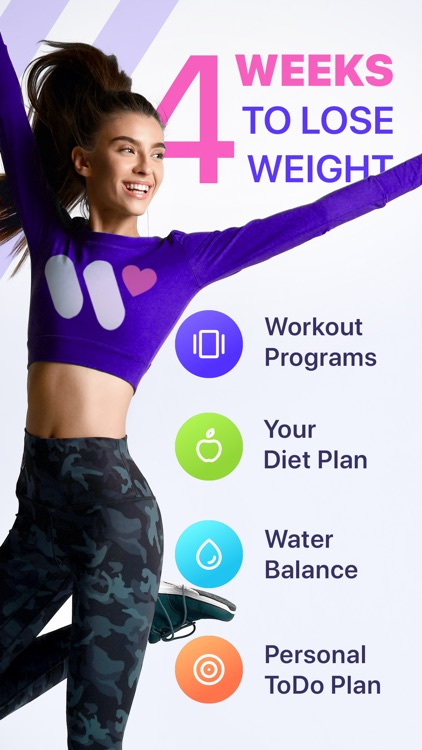 Workout 24 Weight loss fitness