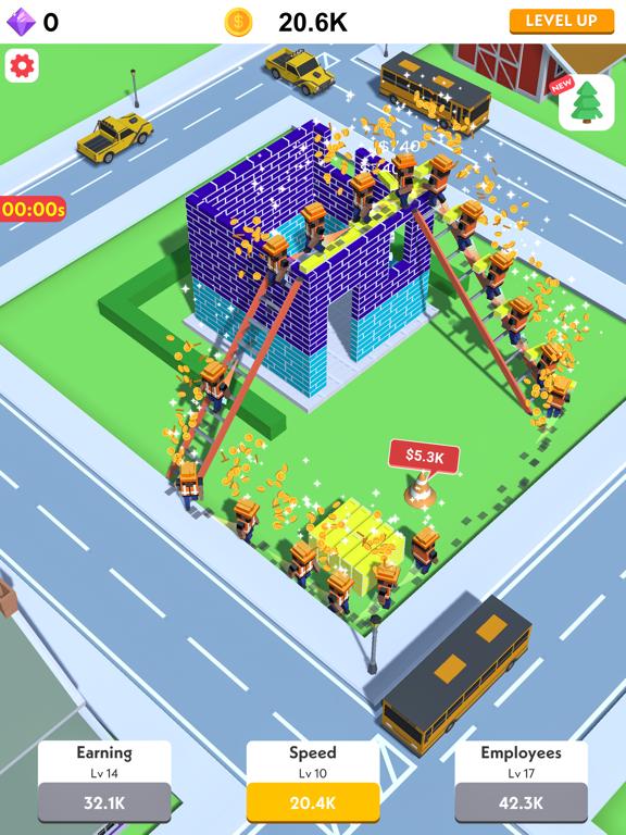 Idle Construction 3D screenshot 11