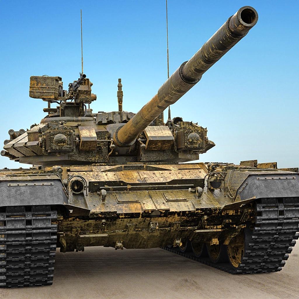 War Machines: 3D Tank Game img