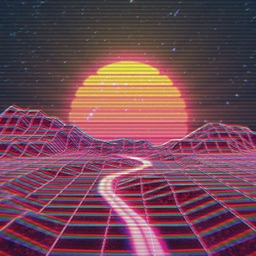 VaporWave-Effects Photo Editor