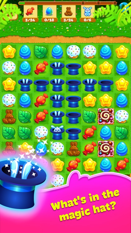 Easter Sweeper: Match 3 Games screenshot-4
