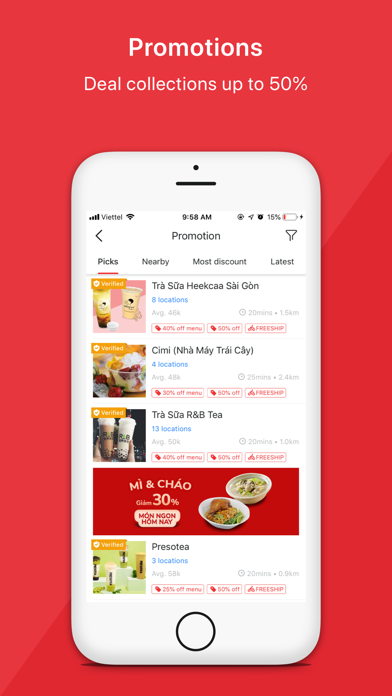 Tải về Now - Food Delivery cho Pc