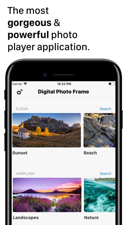 Digital Photo Frame - HD