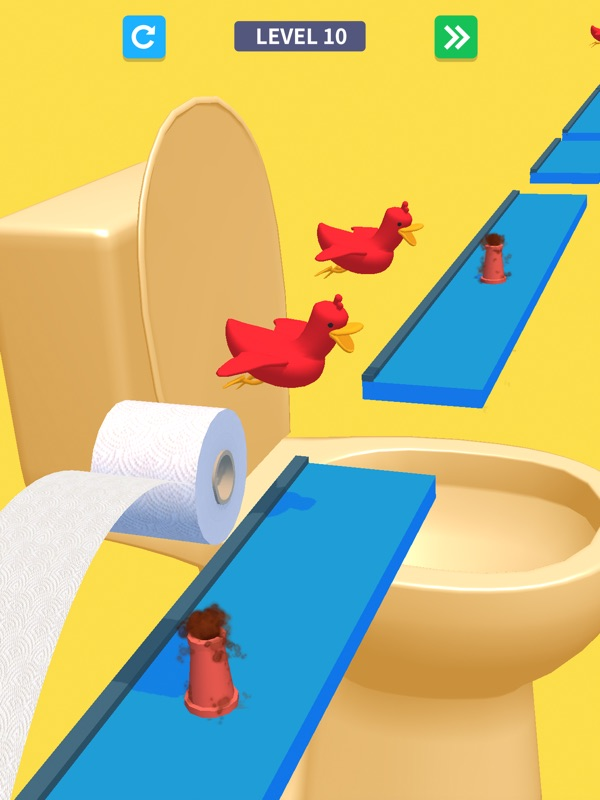 Toilet Games 3D Online Hack Tool