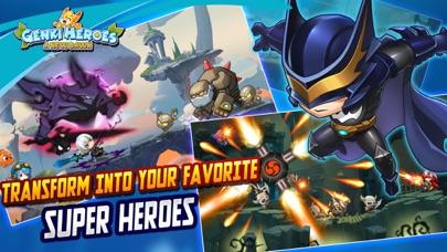 Genki Heroes screenshot two