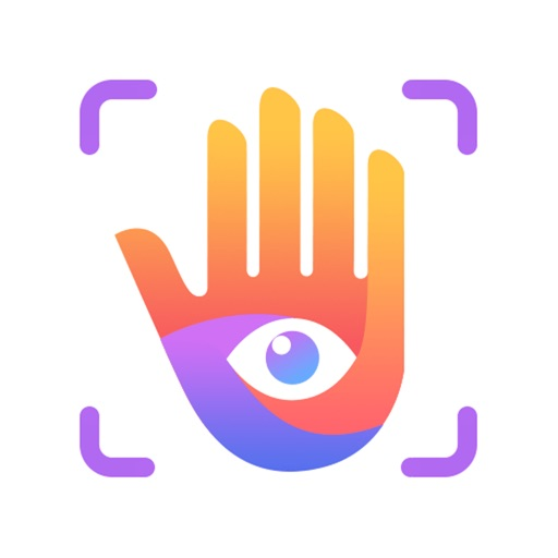 Palmistry Decoder free software for iPhone and iPad