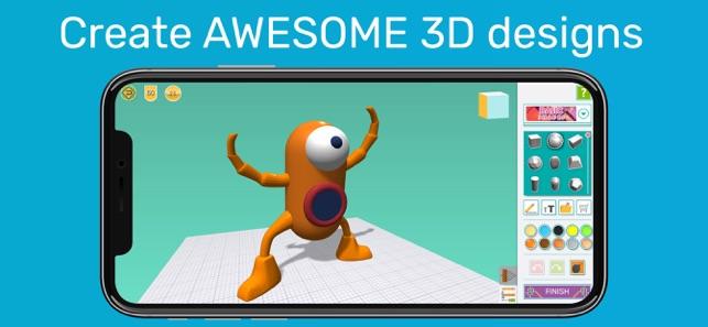 easy 3d modeler