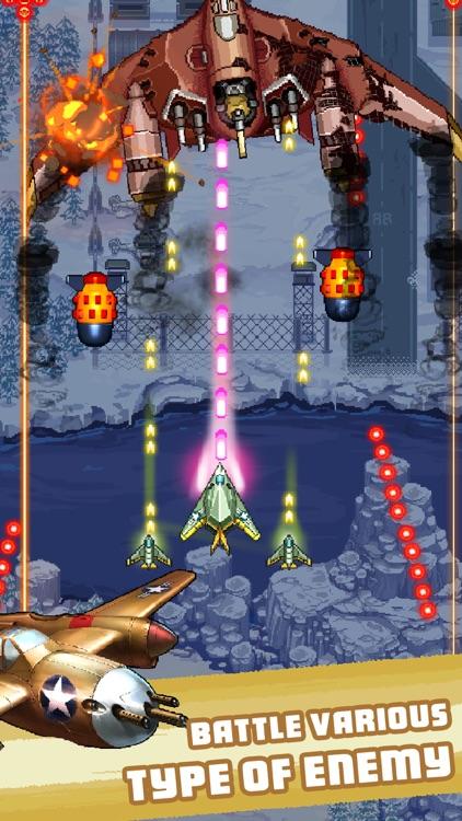 1942 Classic Arcade screenshot-3
