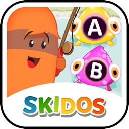 Fish Number,Alphabet Kids Game