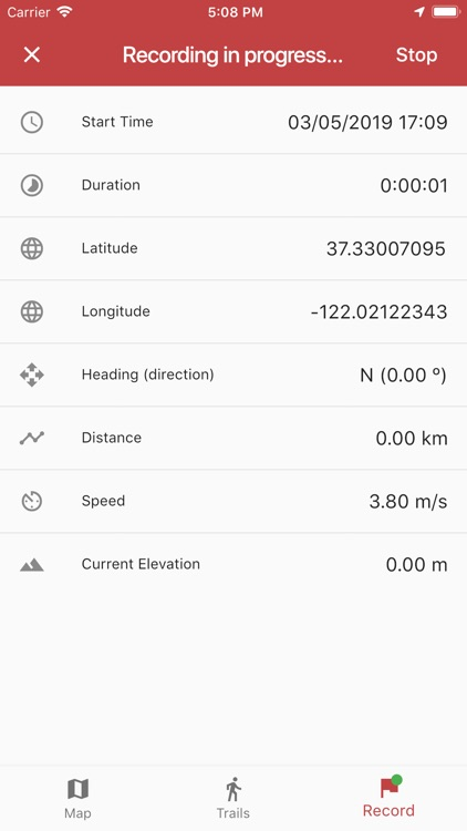 Greenland GPS screenshot-6