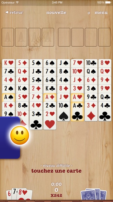 Solitaire ▻ FreeCell +