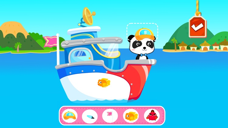 Little Panda Captain screenshot-3