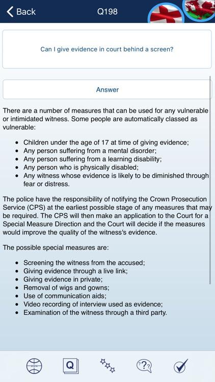 Ask The Police screenshot-3