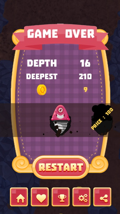 Monster Drillers : dig deep screenshot-5