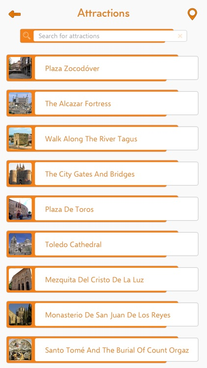 Toledo City Guide screenshot-2