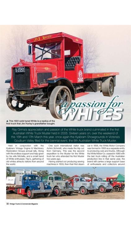 Vintage Trucks & Commercials screenshot-5
