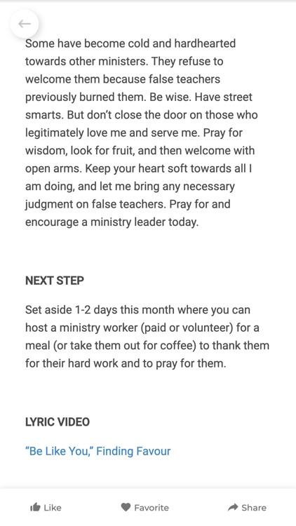 Bottom Line Bible screenshot-4