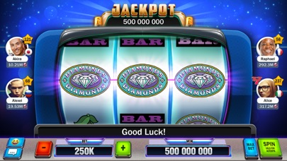 Huuuge Casino Slots Vegas 777 Screenshot