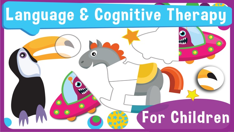 Language Therapy for Kids–MITA screenshot-0