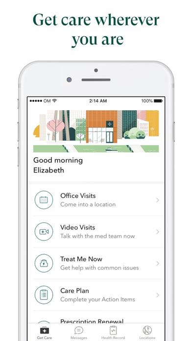One Medical Mobile screenshot