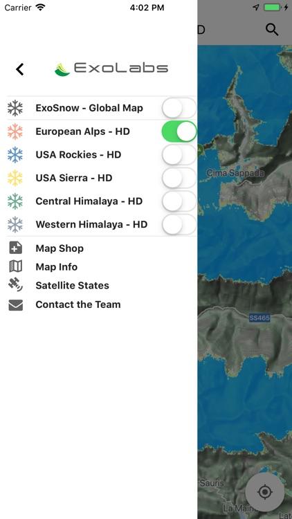 ExoSnow screenshot-5
