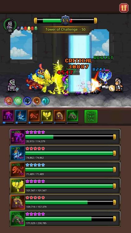 Grow Merge Monsters screenshot-4