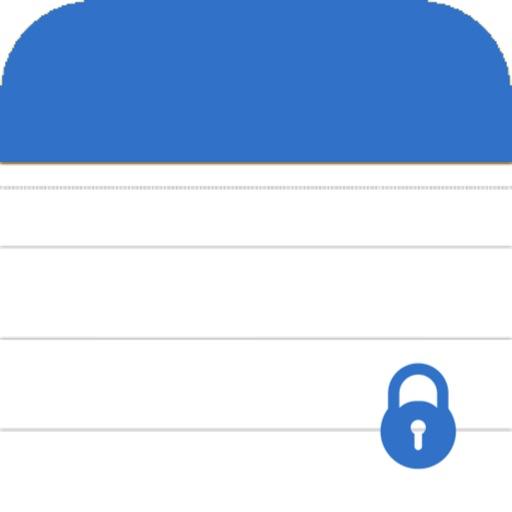 Secrete Lock Notes With Cloud