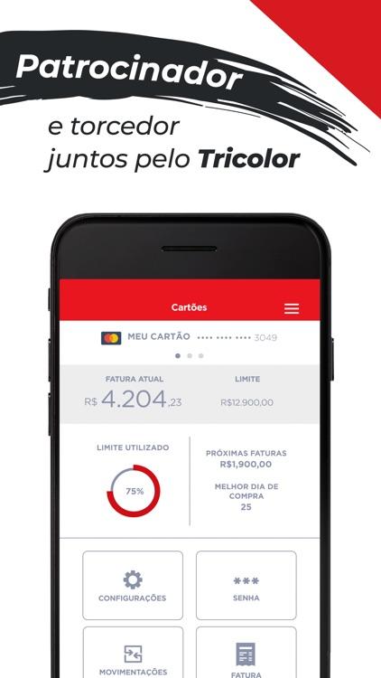 Banco Inter SPFC screenshot-3