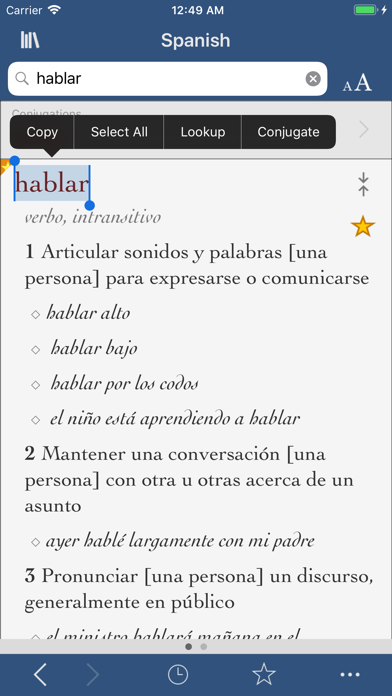 Vox Comprehensive Spanishのおすすめ画像1