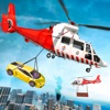 Emergency Helicopter Rescuer