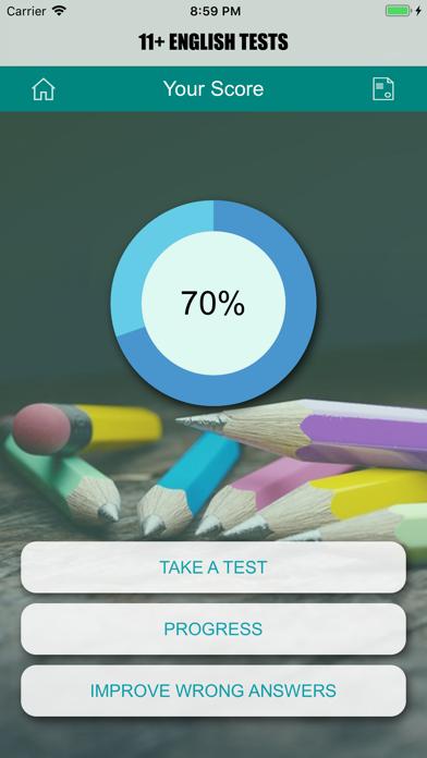11+ English Exam Question screenshot 3