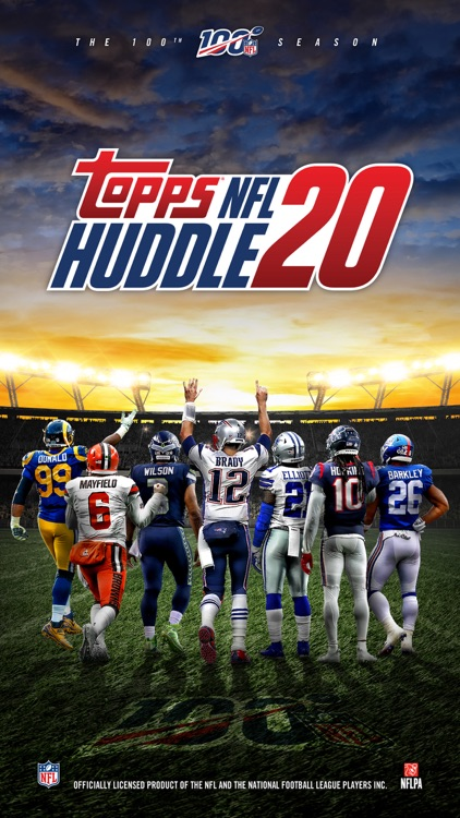 Topps NFL HUDDLE: Card Trader screenshot-0